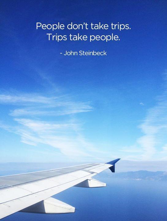 Le persone non fanno viaggi