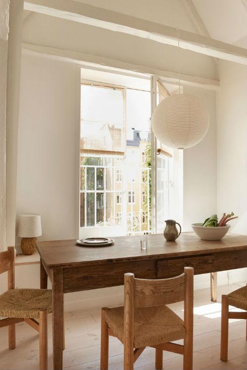 una casa minimal a copenhagen