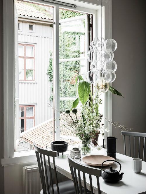 una casa minimal in Svezia