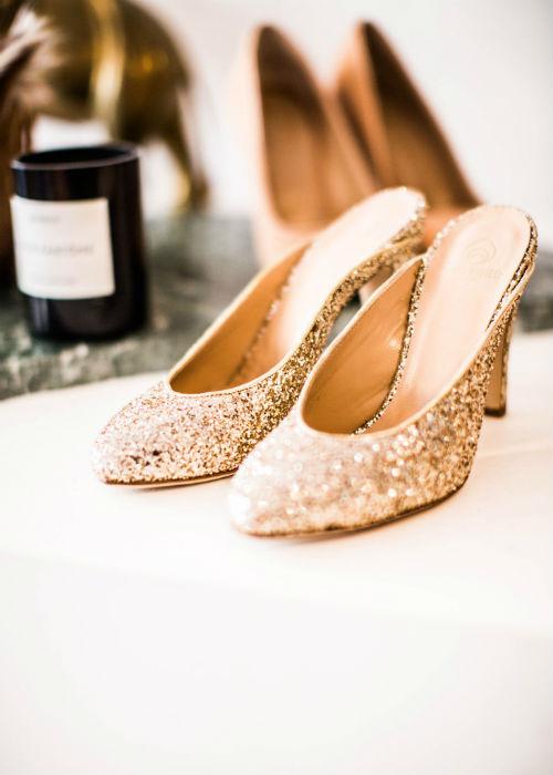 Decluttering delle scarpe