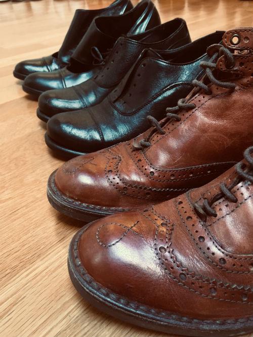 piccolidecluttering 1 le scarpe
