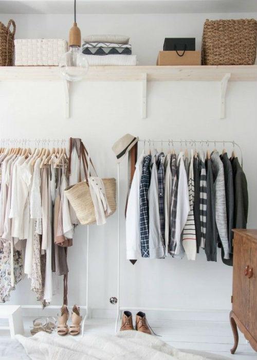 Semplifica il tuo armadio