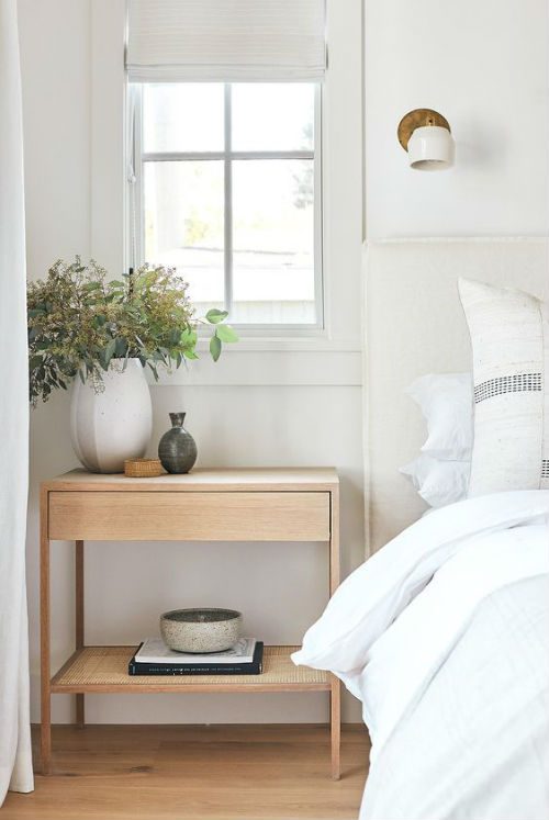 design semplice e minimalista